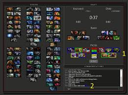dota 2 draft about
