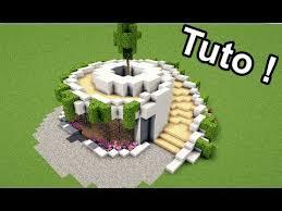 minecraft tuto ment faire une maison moderne en spirale you
