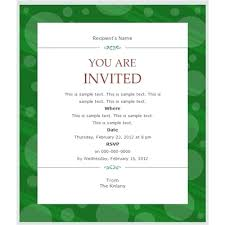 dinner invitations templates free office party invitation templates free corporate dinner invitations