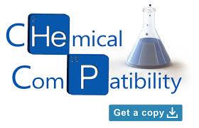 Chemical Compatibility Chart Pdf Ism