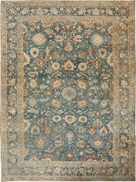 the blue persian rug