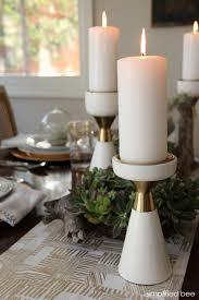 gold and white holiday decor target style simplified
