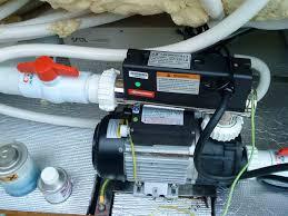 Lx H30 R2 Heater Hot Tub Spa 3kw H30 R2 Spas