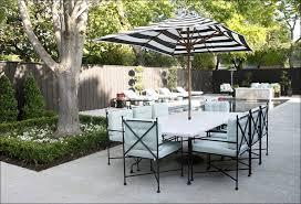 black and white striped outdoor umbrella designs