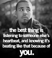J Cole Love Quotes Inspiration J Cole Love Quotes Han Quotes