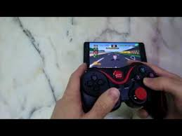 T3 <b>Wireless Bluetooth</b> 3.0 <b>Gamepad</b> Gaming <b>Controller</b> for Android ...