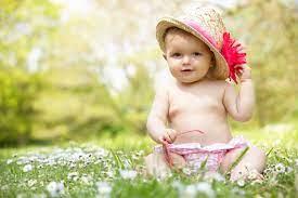 Cute Baby Girl 4k Ultra HD Wallpaper ...