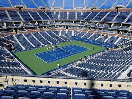 Us Open Arthur Ashe Seating Chart Arthur Ashe Stadium View From Loge 106 Vivid Seats