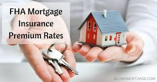 Fha Mortgage Insurance Premium Rates Blown Mortgage