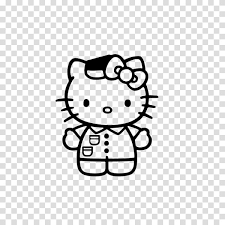 Free hello kitty coloring pages for you to color online, or print out and use crayons, markers, and paints. T Shirt Hello Kitty Coloring Book Sticker Colouring Pages T Shirt Transparent Background Png Clipart Hiclipart