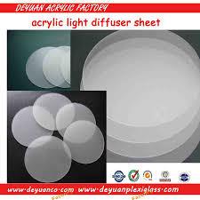 Light Diffusing Foam Pmma Diffuser Sheet Pmma Diffusing Sheet Lighting Diffuser