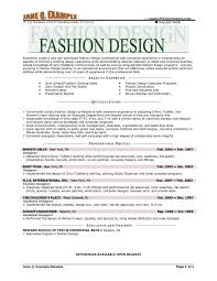 Fashion Resume Templates Cool Fashion Resume Examples Fresh Fashion Resume Templates Resume