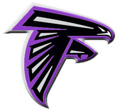Image result for purple falcon basketball images