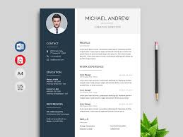 Design Resume Templates Free Download Free Simple Resume Cv Templates Word Format 2020 Resumekraft