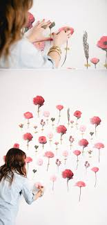 Paper Flower Wedding Backdrops Picture Of Budget Friendly Diy Paper Flower Wedding Backdrop 5