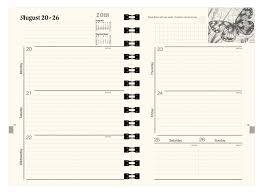 Day Planner 24 Cabinet Of Curiosities Compact Day Planner 21