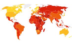 Corruption Perceptions Index 2016 Transparency International