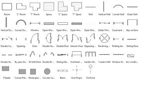 Floor Plan Symbols Chart 36 Faithful Floor Plan Symbols Chart
