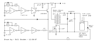 cdi gif capacitor discharge ignition circuit cdi