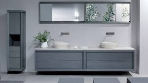double sink modern bathroom vanities  del