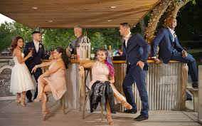 When Style And Dance Tie The Knot New Braunfels Wedding Guide