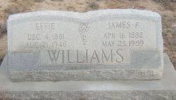Effie Mae Page Williams (1881-1946) - Find A Grave Memorial