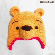 Winnie The Pooh Crochet Pattern Interesting Inspiration Design