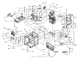 Contemporary 6000 watt portable generator wiring diagram gallery