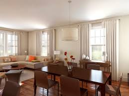 Living Room And Dining Room Combo Decorating Living Room And Dining Room Combo Decorating Ideas For Fine Best