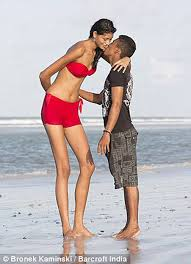tallest woman in the world 2013 height. Beautiful Height The Worldu0027s Tallest Girl  Brazil 4 For Woman In World 2013 Height