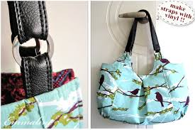 Purse Sewing Patterns Cool Emmaline Bags Sewing Patterns And Purse Supplies Make Your Own