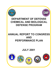 Department Of Defense Chemical And Biological Defense