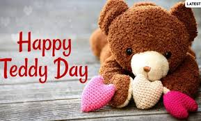 happy teddy day 2021 wishes and cuddle