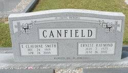 Photos of Edith Claudine Smith Canfield - Find A Grave Memorial