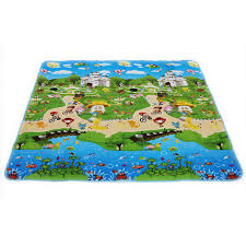 150180cm Baby Toys Foam Vhildrens Play Mat Floor Kids Rug Carpet