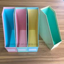 File holder box Iris Office Stationery Multi Color Cardboard Magazine File Holder Desktop Documents File Holder Box Madeinchinacom China Paper File Holder Box Paper File Holder Box Manufacturers