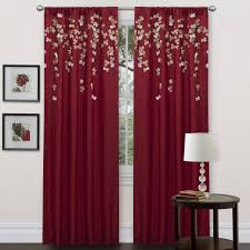 Perfect Design Amazon Curtains Living Room Strikingly Ideas Red