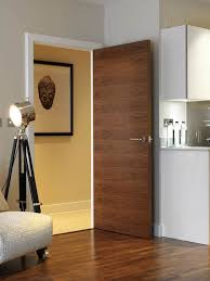 chic contemporary interior doors the beautiful flush veneer matches the contemporary interior perfectly prcnwmy