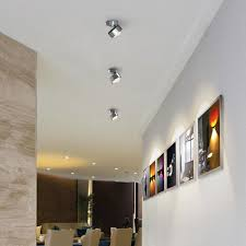 top light puk move led ceiling light without accessories