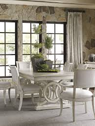 Rectangular Kitchen Tables Oyster Bay Montauk Rectangular Dining Table Lexington Home Brands