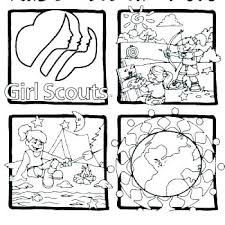 Daisy Scout Coloring Pages Daisy Girl Scouts Coloring Pages Daisy