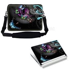 Meffort Inc 17 17.3 inch <b>Laptop Carrying</b> Sleeve Bag <b>Case with</b> ...