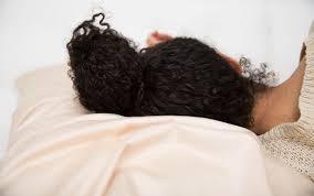 Satin Pillowcase For Curly Hair