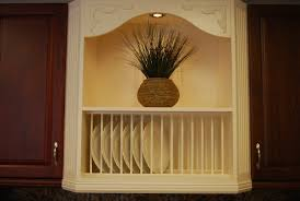 Dish Rack For Kitchen Cabinet Endearing Homecrest Plate Rack Cabinet Kitchen Cabinetry Other