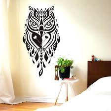 cool wall designs bedroom excellent decorations decoration ideas with paper owl art design half for kitchen cool wall designs