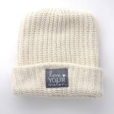 love your melon cuffed hat. Simple Your Oatmeal Cuffed Hat  Love Your Melon Throughout S
