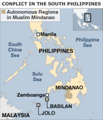Guide To The Philippines Conflict Bbc News