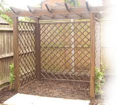 Small Picture Garden Design Garden Design with DGS Landscapes Custom Pergolas
