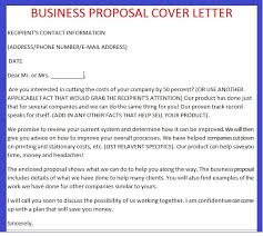 proposal letter example draft business proposal letter choice image letter examples ideas