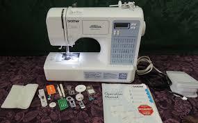 Ce5500prw Brother Sewing Machine